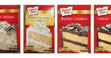 Tige and Daniel - Duncan Hines Recalls 2.4 Million Cake Mixes For Salmonella