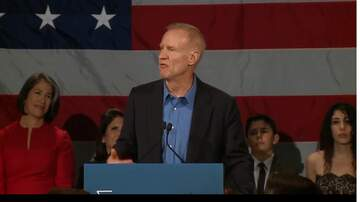 Chris Michaels - Rauner concedes to Pritzker in Illinois(Video)