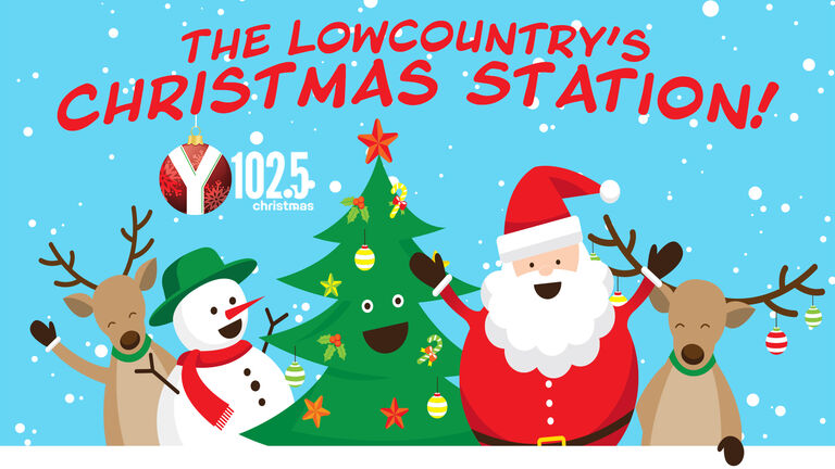 Y102.5 Christmas Events 2021 Y102 5 Flips The Switch To All Christmas Music Y102 5 Charleston Y102 5 Holiday Hub