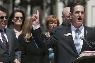 Spitzer Unseats Orange County D.A. Rackauckas