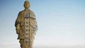 As Heard On The Monsters - WORLDS TALLEST STATUE!!