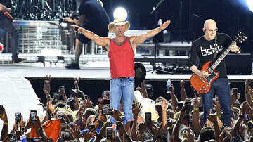 Music News - Kenny Chesney Announces 2019 'Songs for the Saints' Tour