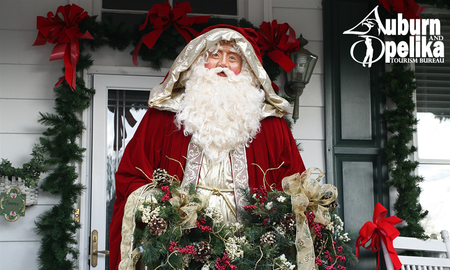 Christmas in Your Hometown - Victorian Front Porch Bike Tour