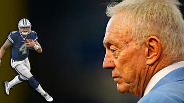 Outkick The Coverage with Clay Travis - Jerry Jones' Ego Doesn't Want to Give Up His 'Diamond in the Rough'