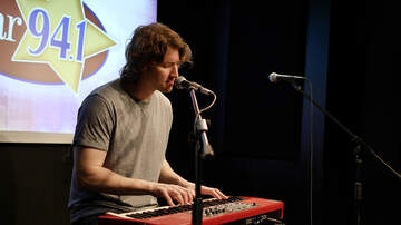 Picture Me San Diego - Dean Lewis at Star 94.1 SDCCU Lounge