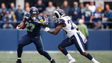 Seattle Seahawks - Running back depth to be tested if Chris Carson out with hip injury at Rams