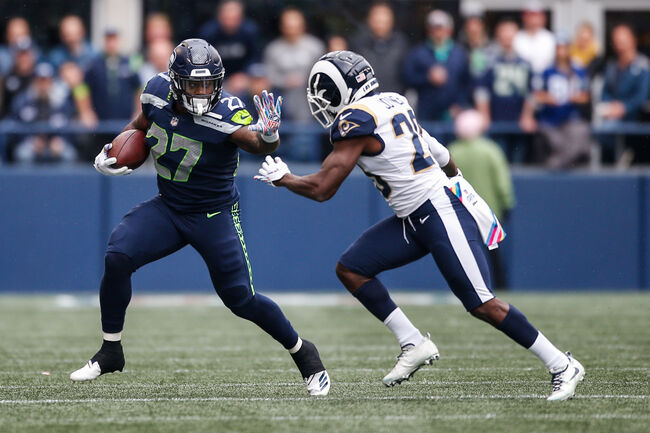 Los Angeles Rams v Seattle Seahawks
