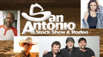 None - 2019 San Antonio Rodeo Lineup