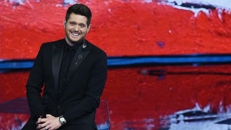 Michael Buble To Receive Star On Hollywood Walk Of Fame