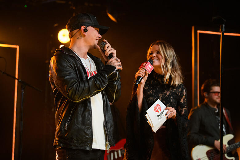 58a9b893bd5 Kane Brown Showcases 'Experiment' In Album Release Party