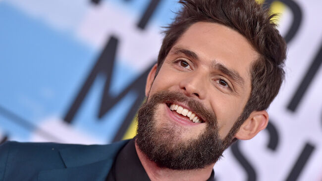 thomas rhett peoples sexiest country star