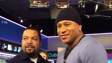Glenn Cosby - LL Cool J  - and -  Ice Cube to Buy a Major Sports Network