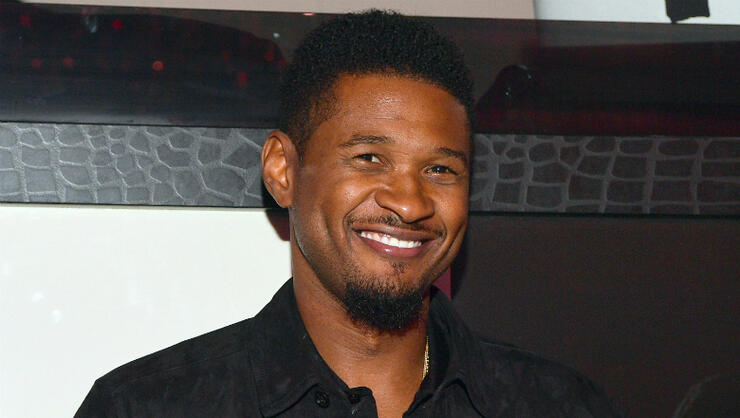 usher-dating
