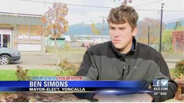 Trendy Topics - Oregon Town's new 18-year-old Mayor Triggers The Internet