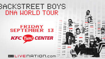 None - Backstreet Boys: DNA World Tour