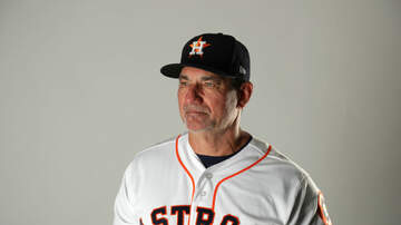 Sports Desk - Astros' Hudgens Hired As Blue Jays' Bench Coach