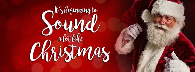 Continuous Christmas Music.Continuous Christmas Music Now On Sunny 106 5 Sunny 106 5