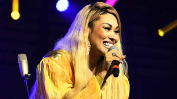 Entertainment - Keke Wyatt Remarries 1 Year After Ex Left Her While 8-Months Pregnant