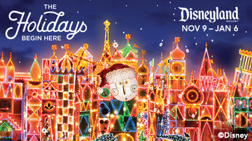 Contest Rules - Jet Adventure #17: Holidays with Disney Contest Rules
