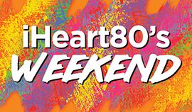 Contest Rules - iHeart80s Weekend: Sadie Hawkins