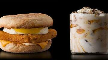 Lady La - McDonald's Is Now Selling Chicken Egg McMuffins & Wafer McFlurrys