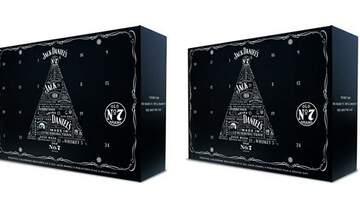 Lady La - Jack Daniels Is Creating Its Own Advent Calendar