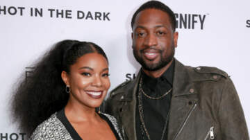 Entertainment - Gabrielle Union & Dwyane Wade Welcome First Child Via Surrogate