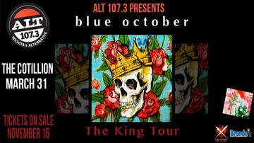 - Blue October at The Cotillion