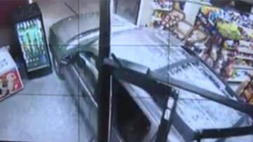 Weird News - Woman Who Recently Got Her License Back Crashes Through Liquor Store