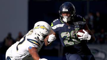 Seattle Seahawks - Seahawks still bullish on Rashaad Penny as rookie awaits his chances