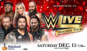 Robin - Talk Back for Your Chance to Win WWE Tickets!