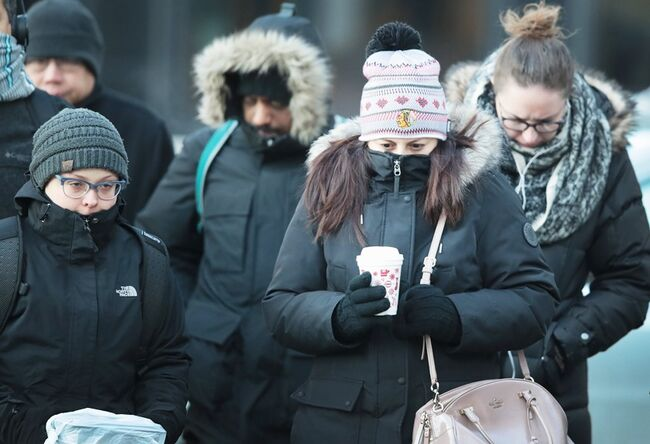 Coldest Weather Of The Season Hits The Hudson Valley