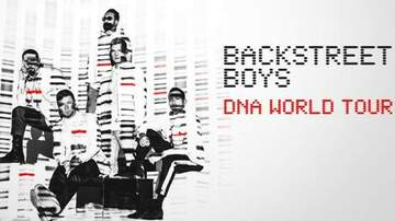 None - Backstreet Boys DNA Tour Raleigh