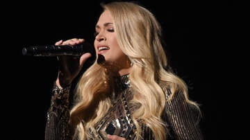 Music News - Carrie Underwood: It Was 'Physically Impossible' To Sing After Face Injury