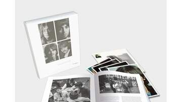 Bret Saunders - Today's The Release Date For The Beatles White Album 50th Anniversary Set
