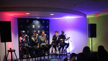 Photos - Why Don't We In Studio Performance November 8th