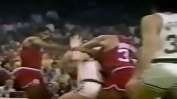 Paul and Al - Remember The Dr J/Larry Bird Fight On This Day In '84?
