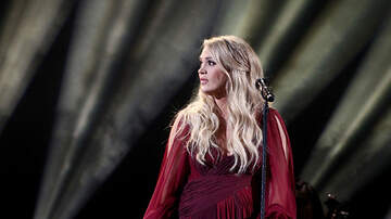 Amy Paige - Carrie Underwood Post Accident Said, She Couldn't Sing.