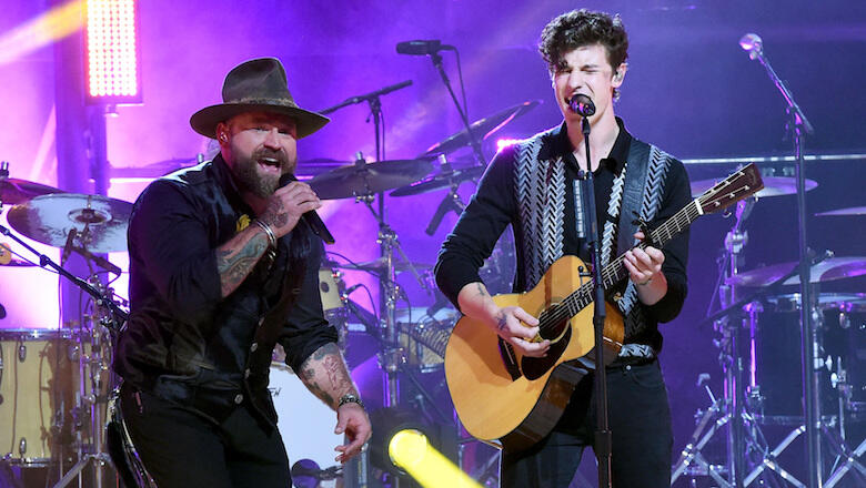 Zac Brown Band Release 'Someone I Used To Know,' Co-Written By Shawn Mendes