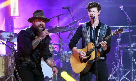 Music News - Zac Brown Band Release 'Someone I Used To Know,' Co-Written By Shawn Mendes