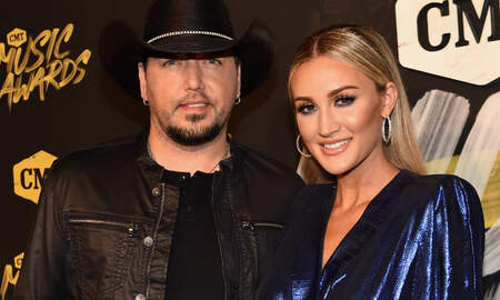 Music News - Why Jason Aldean & His Wife Decided To Name Their Daughter Navy Rome