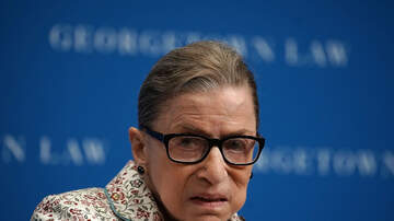 Politics - Justice Ruth Bader Ginsburg 'Up And Working' After Breaking Ribs