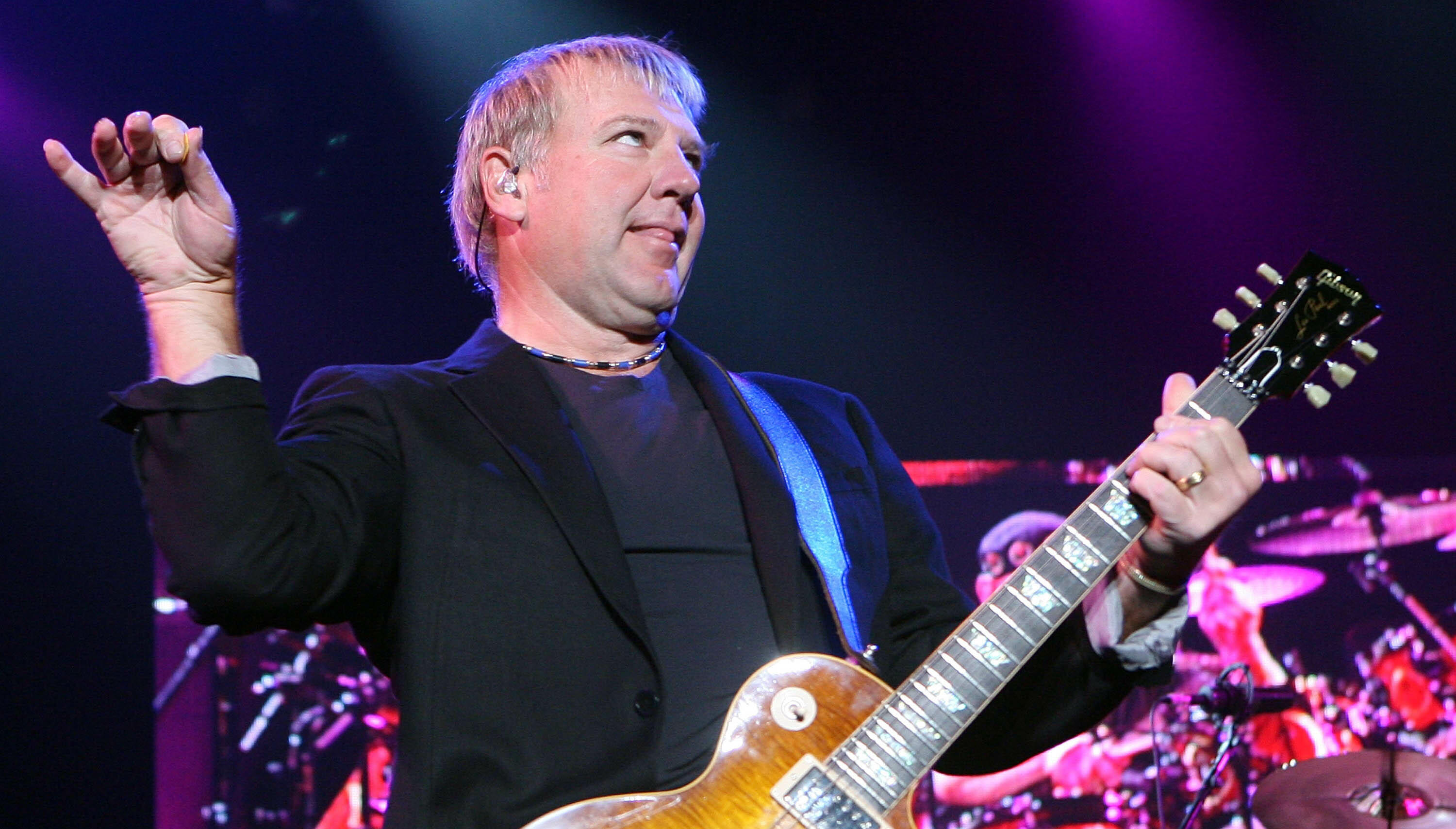 Alex Lifeson Is Writing Music With Drummer Marco Minnemann