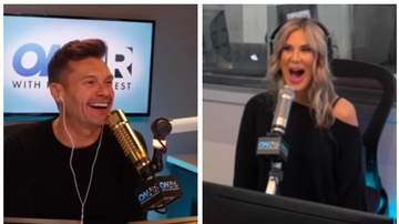 Ryan Seacrest - Ellen K Reunites With Ryan Seacrest to Kick Off the Holidays!