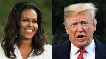 Entertainment - Michelle Obama Calls Out Donald Trump In New Book, He Pushes Back