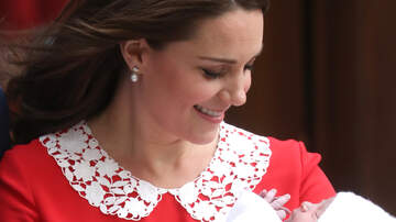 Headlines - The Palace Released A Brand New Photo Of Prince Louis and Kate Middleton