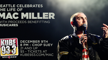 None - Seattle Celebrates The Life of Mac Miller