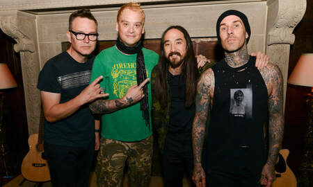 Trending - Steve Aoki Recruits Blink-182 For 'Why Are We So Broken'