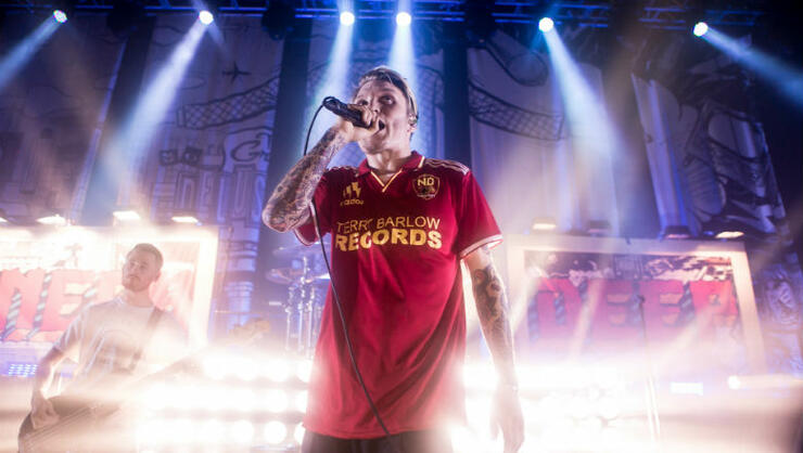 'Songs That Saved My Life' Suicide Prevention LP Features Neck Deep & More | iHeartRadio