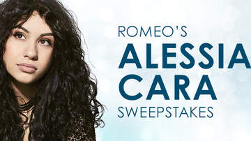 Contest Rules - Romeo's Alessia Cara Sweepstakes Rules